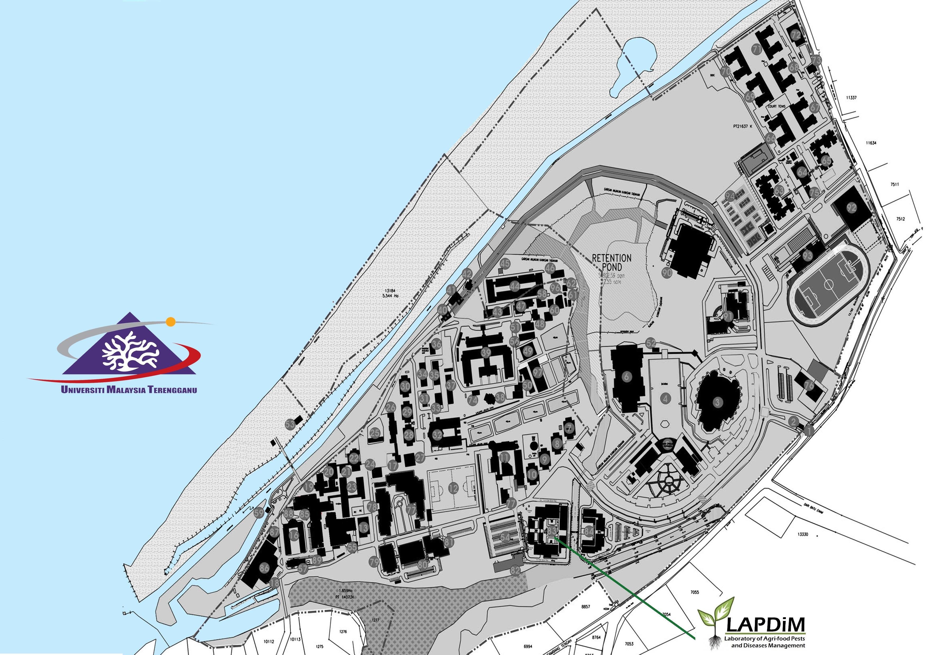 Map LAPDiM1